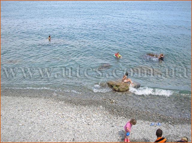 Алушта отдых пляжа 82